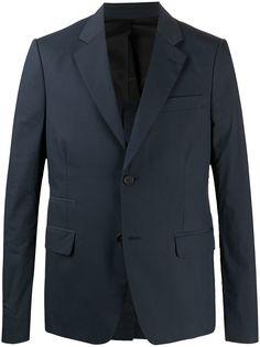 Stella McCartney однобортный пиджак с заостренными лацканами