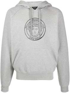 Versace худи с логотипом