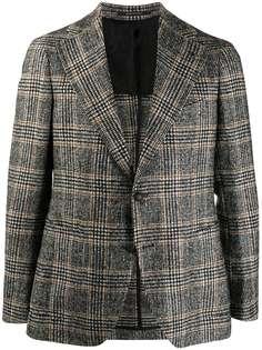 Tagliatore клетчатый пиджак