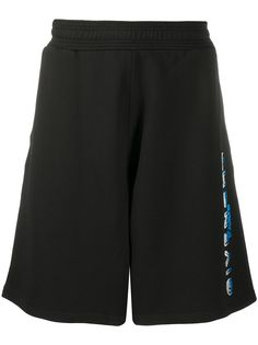 Givenchy спортивные шорты с логотипом