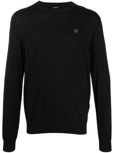 Diesel пуловер с логотипом Mohawk