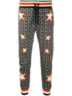 Dolce & Gabbana спортивные брюки с логотипом