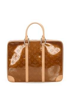 Louis Vuitton портфель pre-owned с монограммой