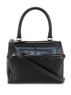 Givenchy маленькая сумка Pandora с логотипом