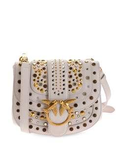 Pinko сумка через плечо с заклепками