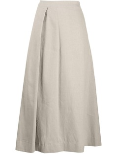 Fabiana Filippi юбка A-силуэта со складками