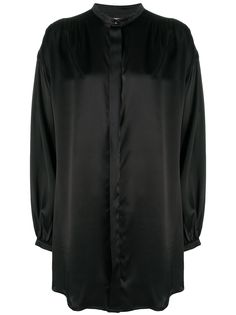 Le Kasha рубашка оверсайз Nara