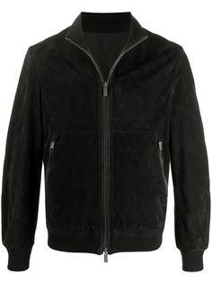 Ermenegildo Zegna куртка-бомбер