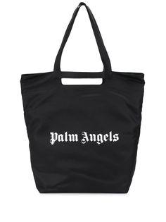 Palm Angels сумка-тоут с логотипом