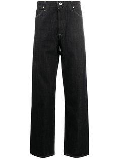 Jil Sander широкие джинсы