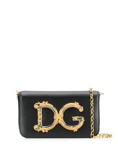 Dolce & Gabbana сумка через плечо DG Girls