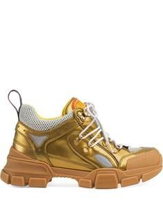 Gucci кроссовки Flashtrek