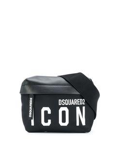 Dsquared2 поясная сумка с логотипом