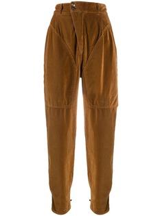 Etro брюки свободного кроя