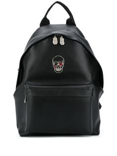 Philipp Plein рюкзак с принтом Skull