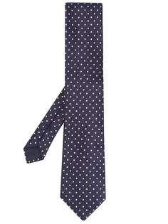 Tom Ford жаккардовый галстук в горох
