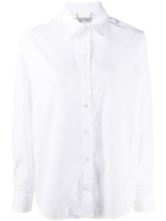 Ports 1961 рубашка с длинными рукавами и асимметричным подолом