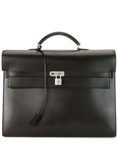 Hermès портфель Kelly Depeche 38 2008-го года