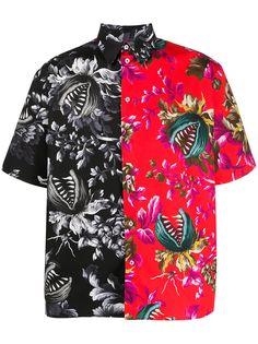 MSGM рубашка с короткими рукавами