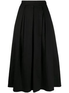 Department 5 плиссированная юбка миди