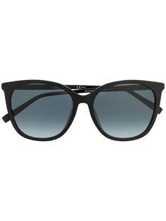 Max Mara солнцезащитные очки Berlin в массивной оправе