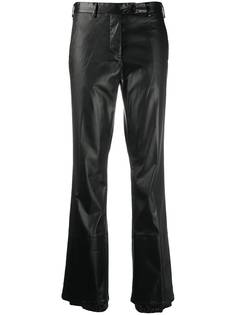 Helmut Lang Pre-Owned брюки прямого кроя 2000-х годов