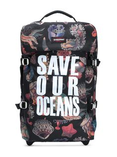 Vivienne Westwood чемодан Save Our Oceans