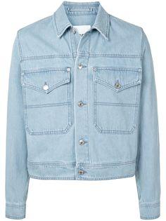 Kenzo джинсовая куртка из коллаборации с Vans
