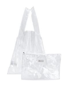 Maison Margiela сумка-тоут с логотипом