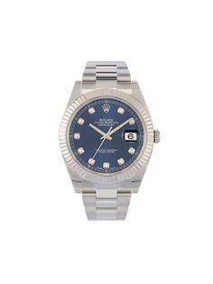 Rolex наручные часы Oyster Perpetual Datejust 41 мм