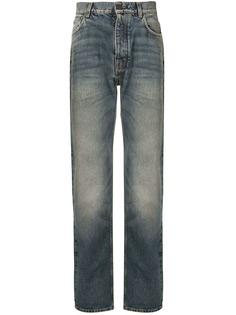Kent & Curwen прямые джинсы средней посадки