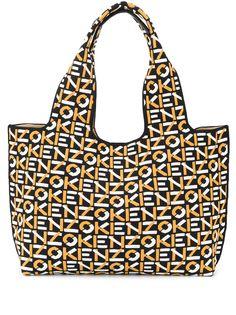 Kenzo сумка-тоут с логотипом