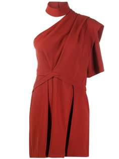 IRO коктейльное платье Fundi на одно плечо