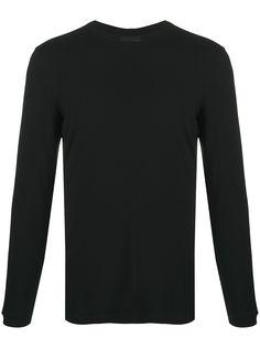 Giorgio Armani футболка с длинными рукавами
