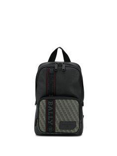 Bally рюкзак с логотипом