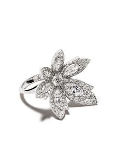 David Morris золотое кольцо с бриллиантами