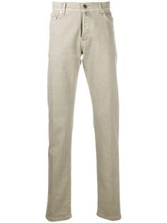 Kiton прямые джинсы