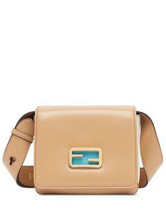 Fendi маленькая сумка через плечо Fendi ID