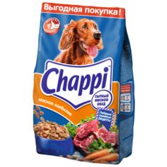 Сухой корм для собак Chappi Мясное изобилие 2.5 кг