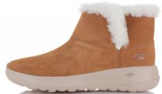 Ботинки утепленные женские Skechers On-The-Go Joy, размер 37.5
