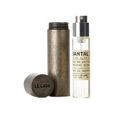 Парфюмерная вода Santal 33 в travel флаконе Le Labo