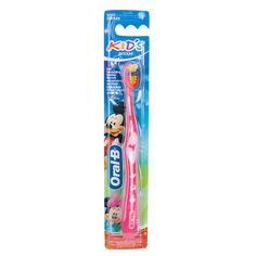 Детская зубная щетка Oral-B Kids мягкая