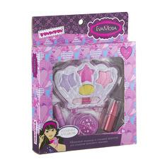 Набор детской декоративной косметики Bondibon Eva Moda Корона ВВ2260