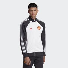 Олимпийка Манчестер Юнайтед Icons adidas Performance