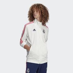 Олимпийка Реал Мадрид 3-Stripes adidas Performance