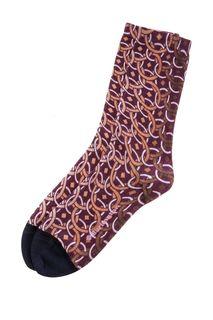 Высокие хлопковые носки Burlington
