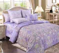 Комплект постельного белья 1,5-спальный, сатин (Герцогиня) Ивановотекстиль