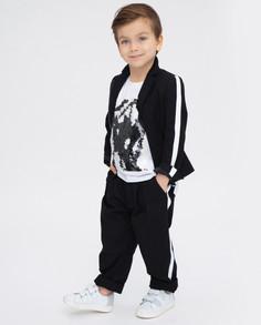 Черные брюки Gulliver 120GPBMC6302 размер 110