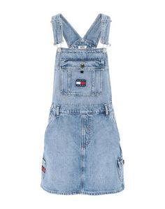Юбочный комбинезон Tommy Jeans