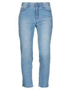 Джинсовые брюки-капри Armani Exchange